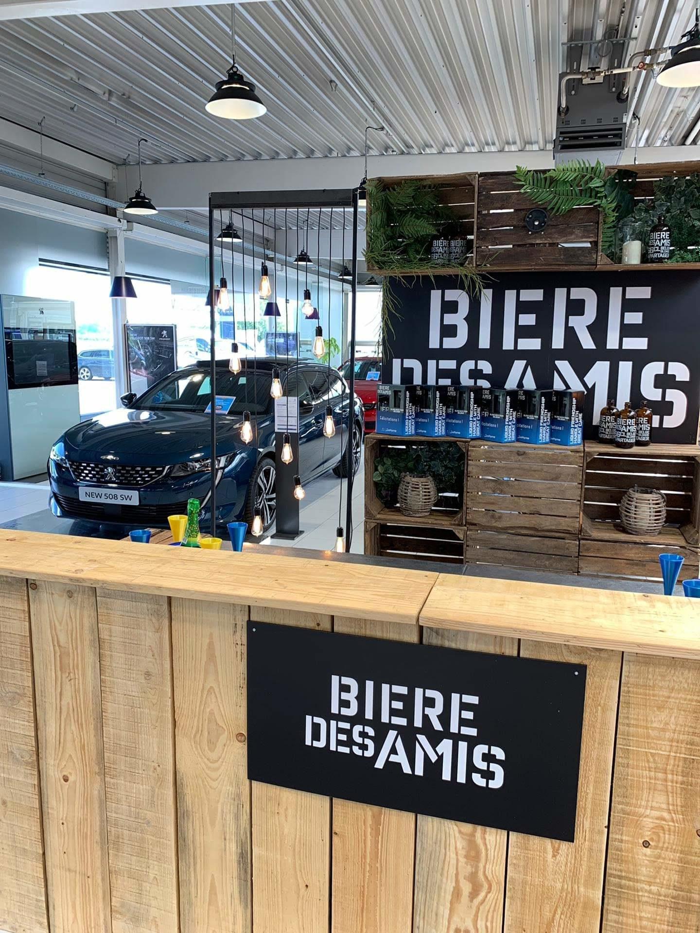 Portes Ouvertes Peugeot SCHYNS - BDA